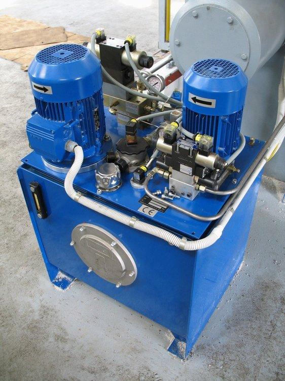 Hydraulic station 32 MPa<br />